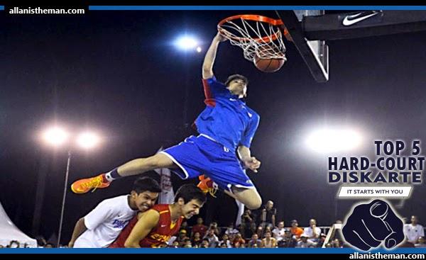 # 1 DISKARTE:Kobe Paras wins slam dunk contest in FIBA 3x3 U18 World Championships