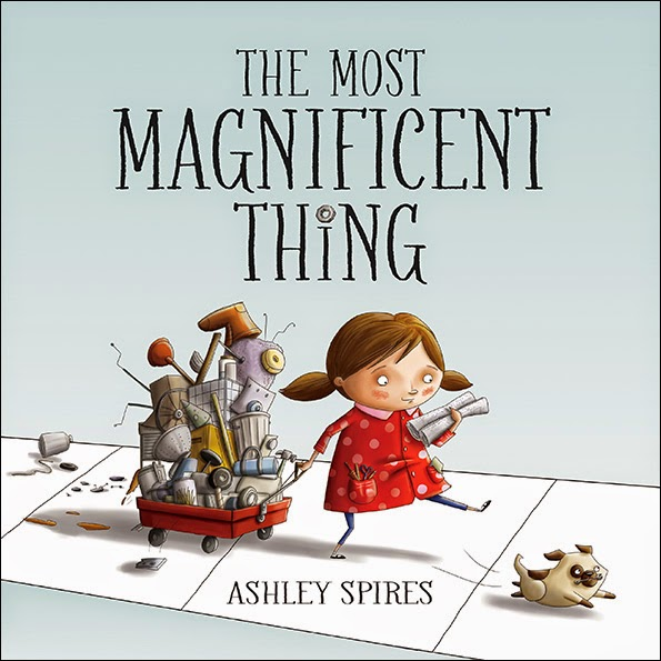 Most Promising Science Student: Books That Heal Kids: Book Review: The Most Magnificent Thing