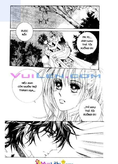Công chúa của tôi Chapter 7 - Trang 21