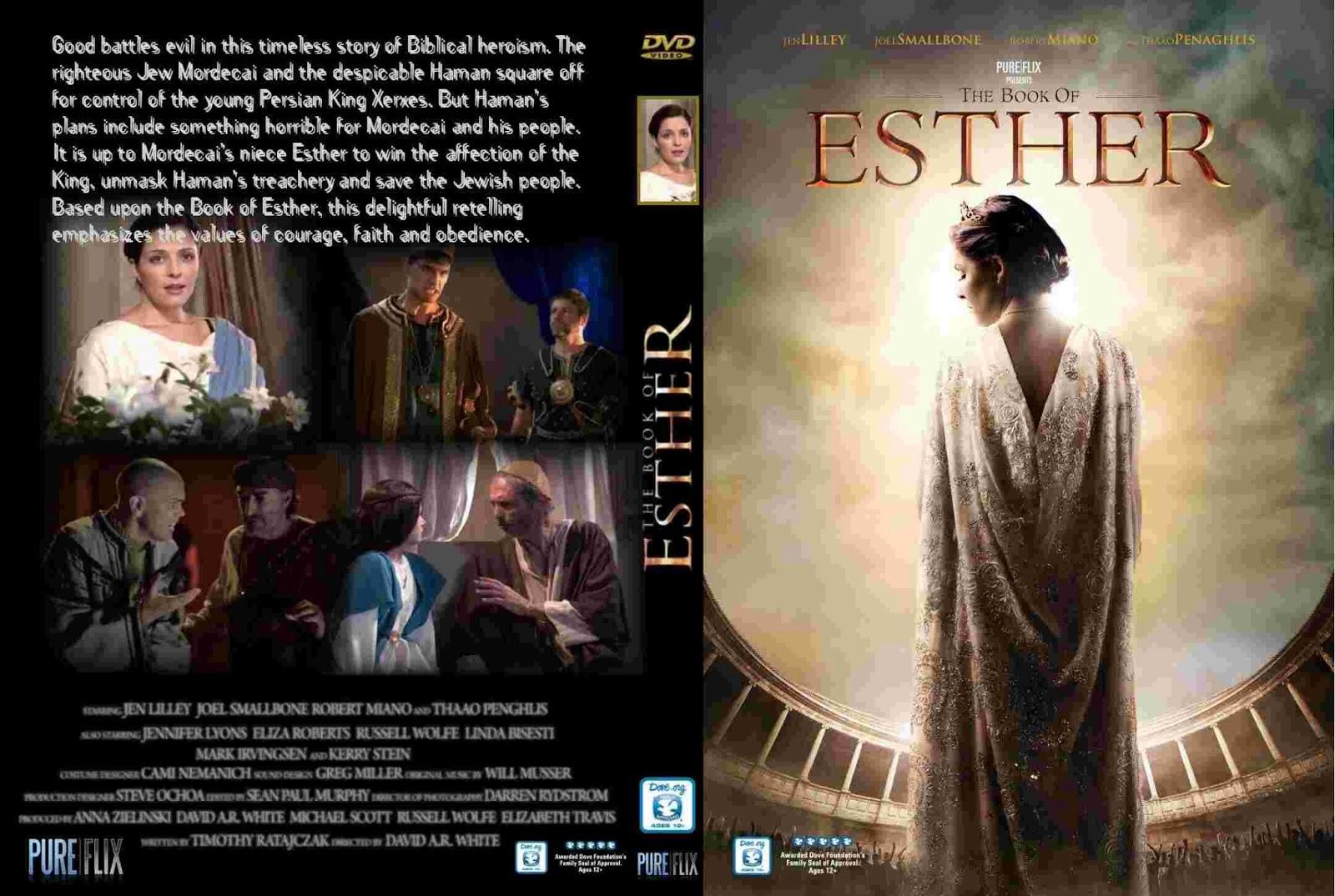 Resultado de imagem para A história de Ester capa