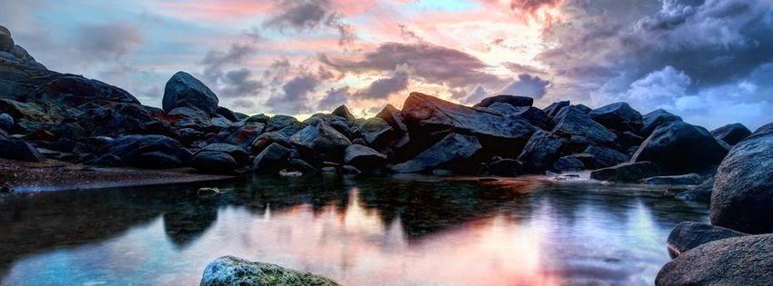 Magnifique couverture facebook HD nature