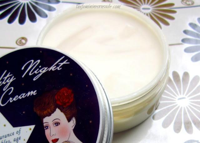 English Rose Cosmetics Nighty Night Cream