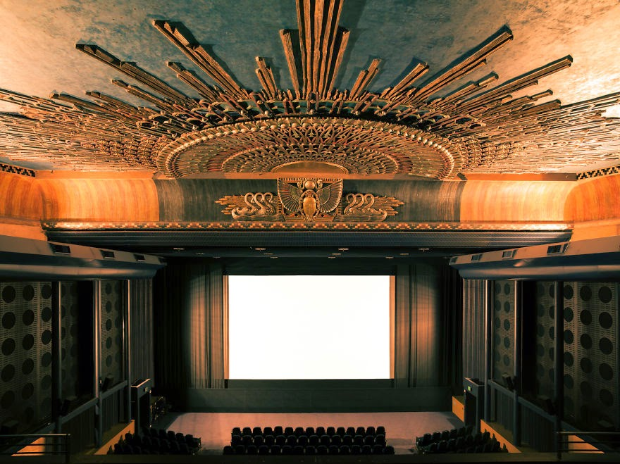Egyptian Theater, American Cinematheque, Los Angeles