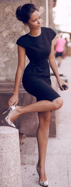 Cute Women Fashion Fall 2015 #Fashion