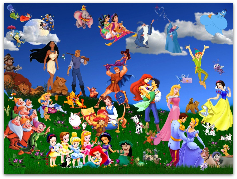 Adult Children Anyone Can Enjoy Disney Movies And Learn English