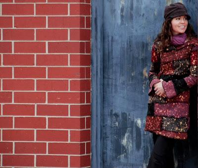 astral+skies+patchwork+dress - Purple Aplenty: Astral Skies Patchwork Dress