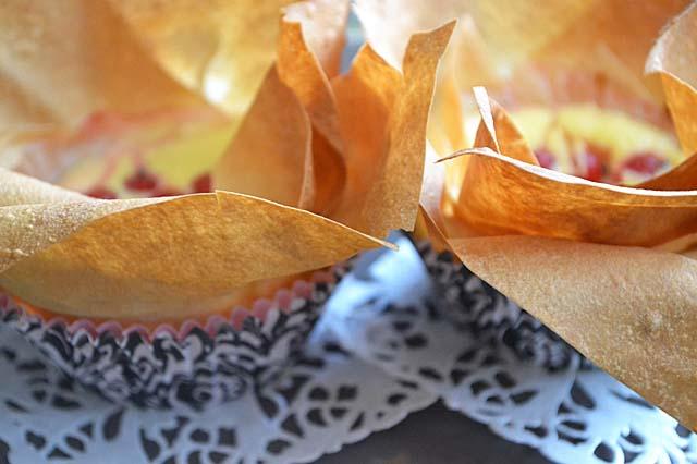 Blätterteig-Blüten (c) zuckerstaub.at