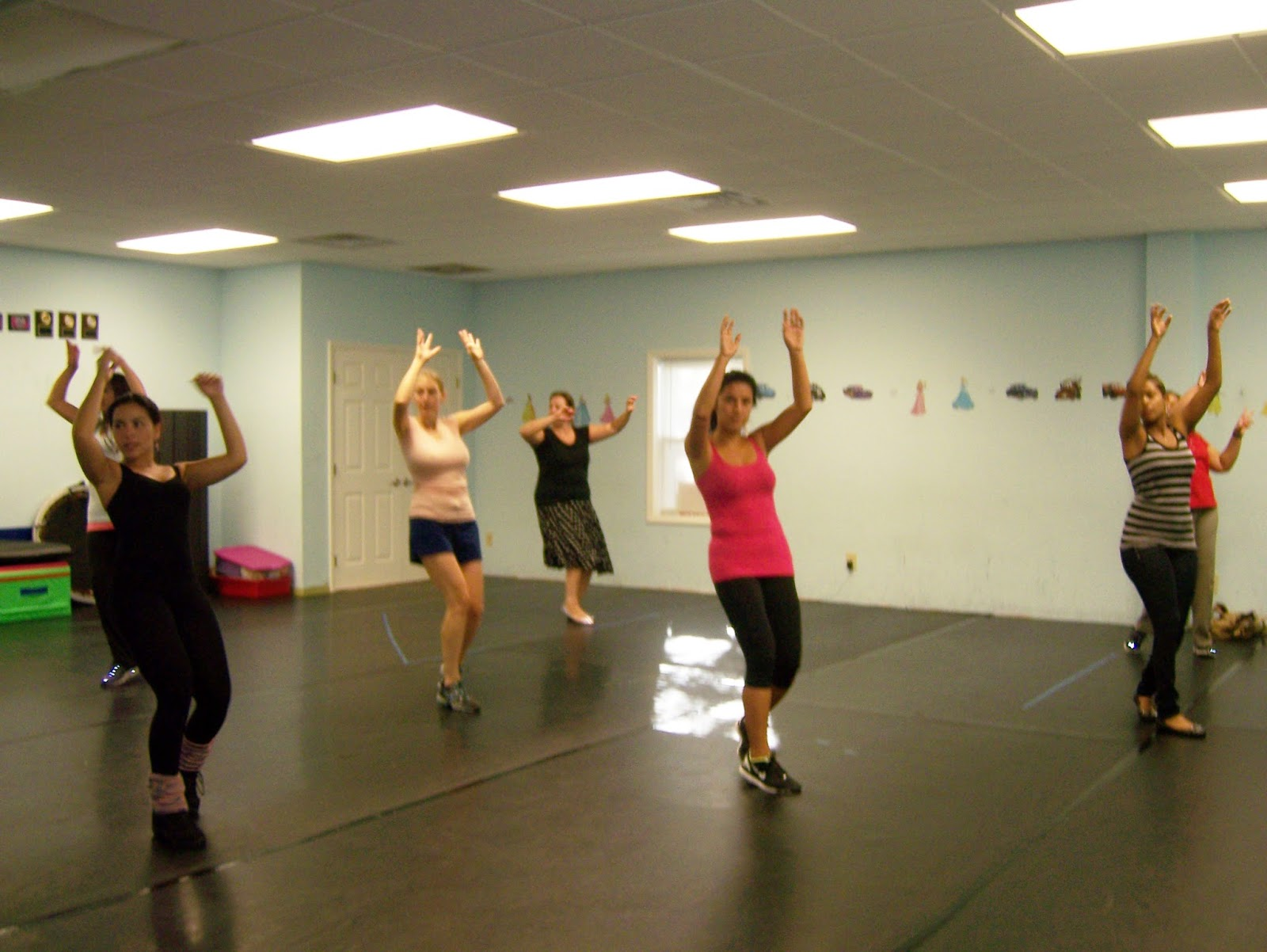 Dance classes for adults charltte nc