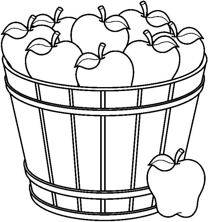 Lujoso Colorear Manzanas Adorno - Dibujos Para Colorear En Línea ...