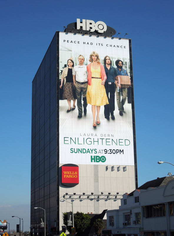 Giant Enlightened season 2 billboard