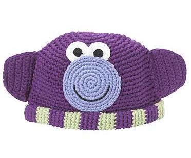 Gorros a Crochet De Animales