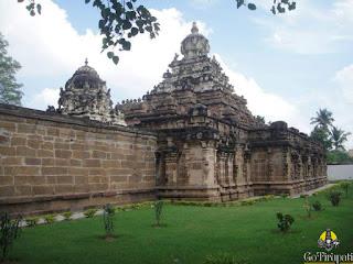 Vaikunta Perumal Temple Kanchipuram History