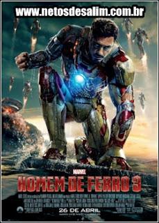 3 Homem de Ferro 3 AVI