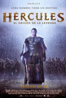ver Hercules: El origen de la leyenda (Hercules 3D) The Legend of Hercules (2014)