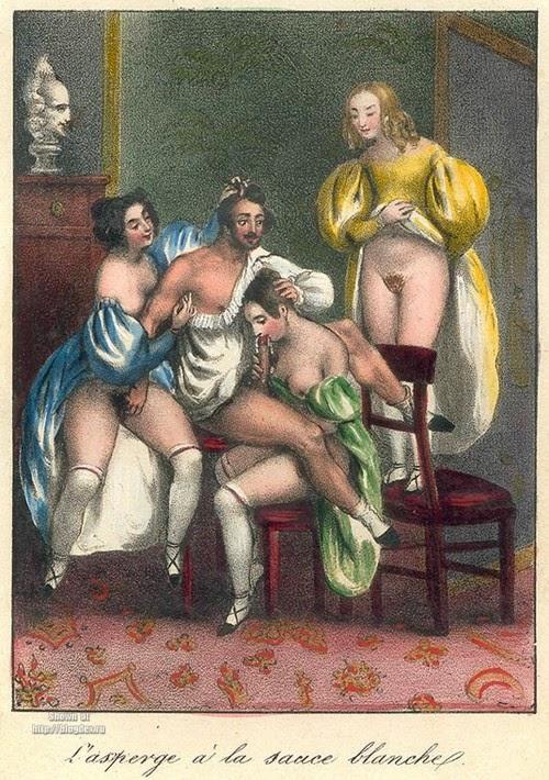Ретро порно фото Старые фото с голыми женщинами