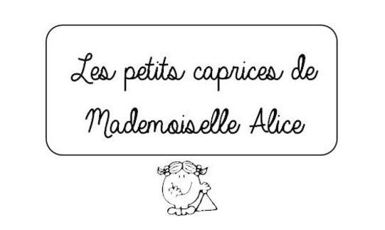 Le blog d'Alice