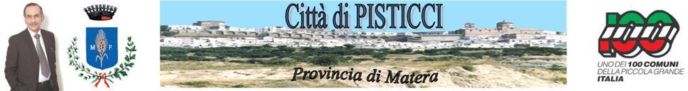 Sindaco del Comune di Pisticci (MT)