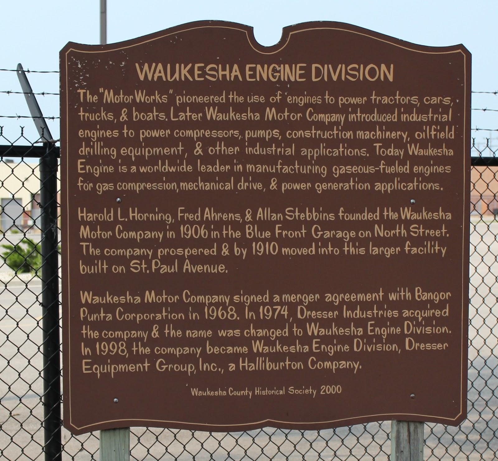 Waukesha Engine Division