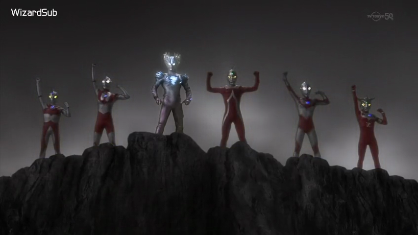 Ultraman Saga Movie Director's Cut Subtitle Indonesia