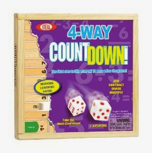 http://www.amazon.com/Ideal-241-4-Way-CountDown-Game/dp/B000229N2C/ref=sr_1_1?ie=UTF8&qid=1426033733&sr=8-1&keywords=count+down+math+game