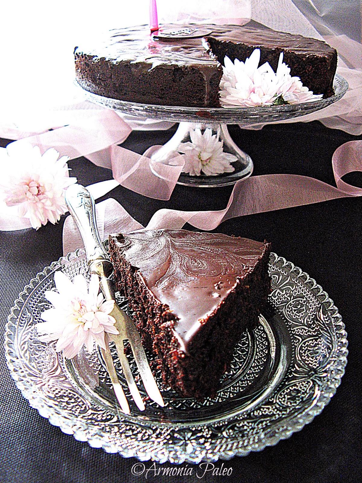 torta al cocco e cioccolato per un anno di blog