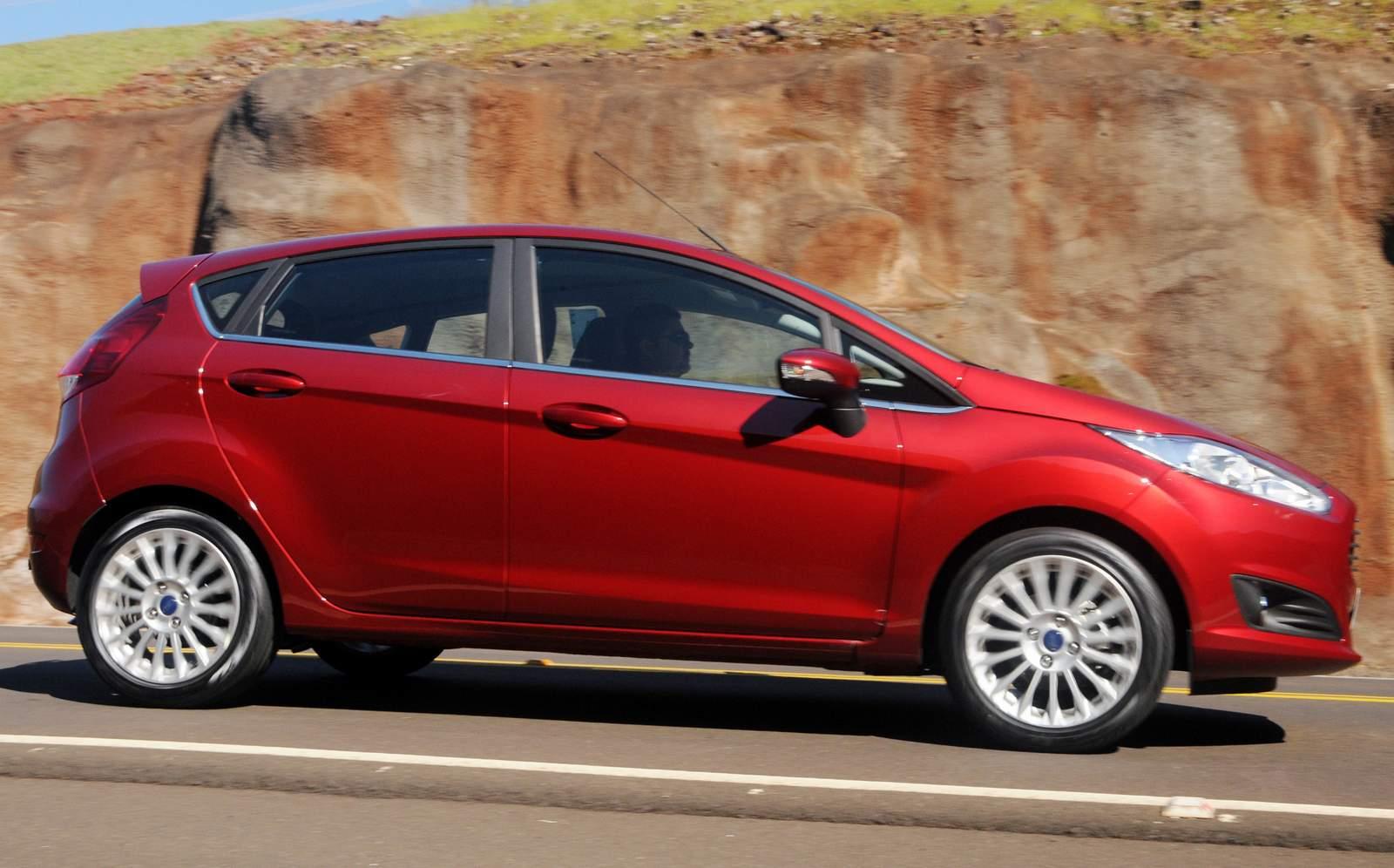 Carros Ford Fiesta 2015 Ford Fiesta Hatch 2015