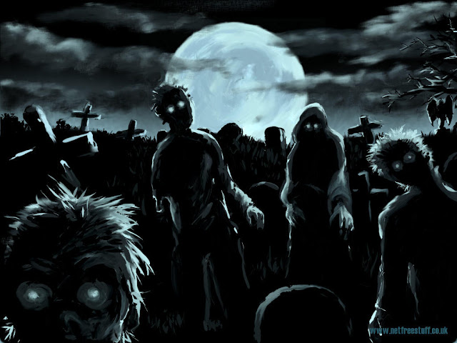 Background Zombie