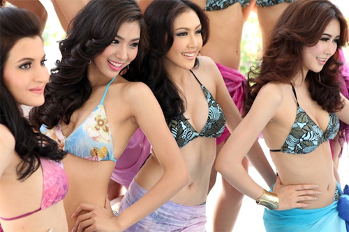 miss thailandia