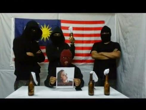 Video ISIS Malaysia Jadi Viral