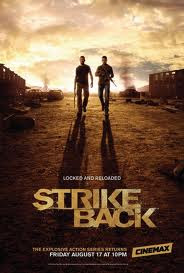 Assistir Strike Back Online Dublado e Legendado