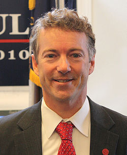 Rand Paul detained