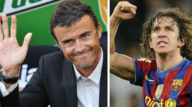 مدرب برشلونة الجديد الذي سيخلف تاتا مارتينو هو لويس انريكي