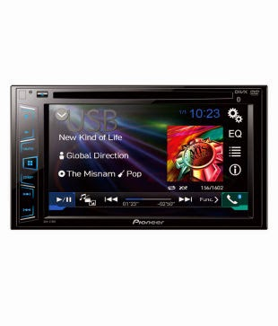 Buy Pioneer – AVH-279BT – LCD Touchscreen DVD Player at Rs.12994 : Buy To Earn