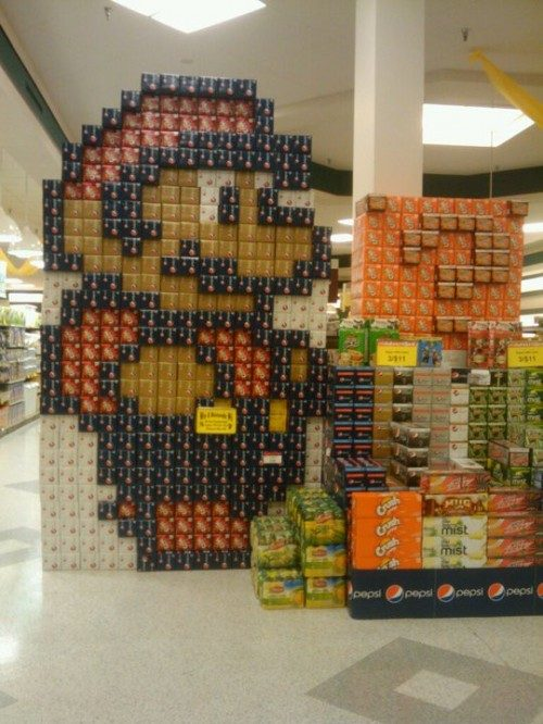 Mighty Lists: 9 creative grocery store displays