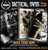 TACTICAL DVD's