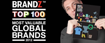 Brandz Top 100 Global Brands list