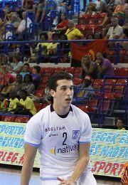 El VIDEO del momento de la lesión de Berdino (ARG) | Mundo Handball