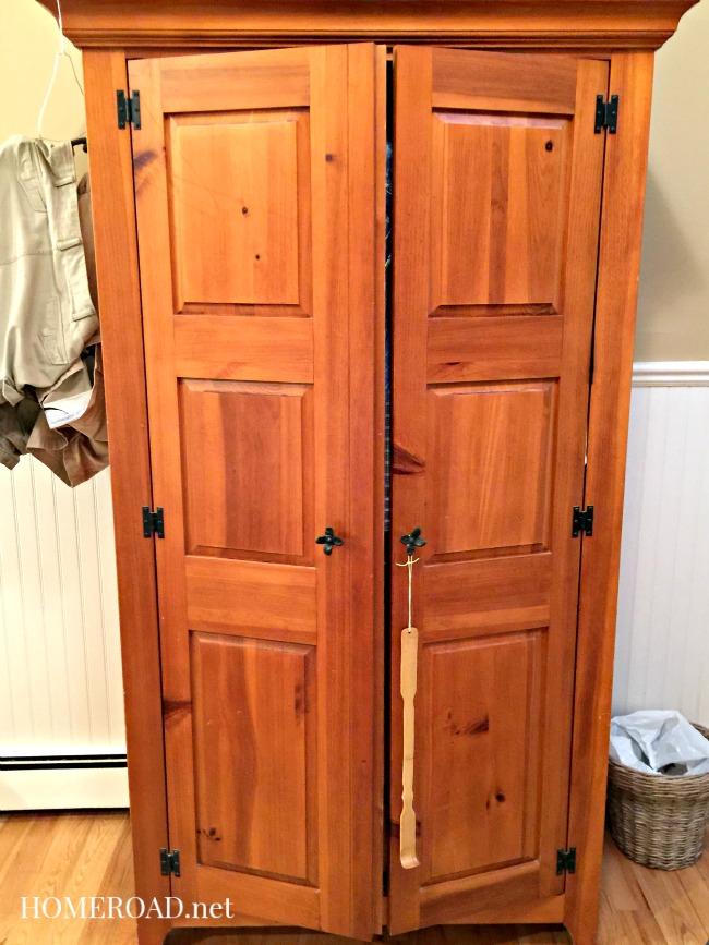 Beautiful Bedroom Armoire www.homeroad.net