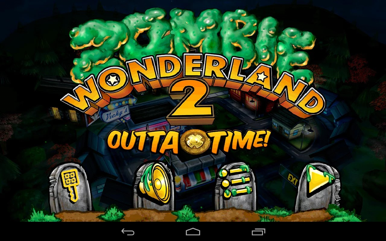 Zombie Wonderland 2 v1.7 Mod [Unlimited Coins]