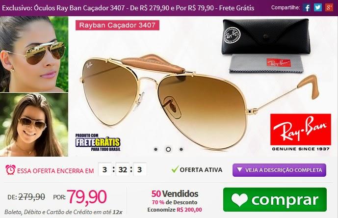 http://www.tpmdeofertas.com.br/Oferta-Exclusivo-Oculos-Ray-Ban-Cacador-3407---De-R-27990-e-Por-R-7990---Frete-Gratis-834.aspx