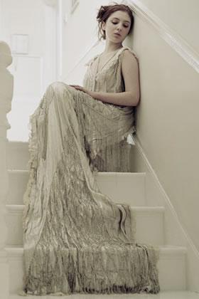 1920s Vintage Wedding Dress 3 Perfect  us