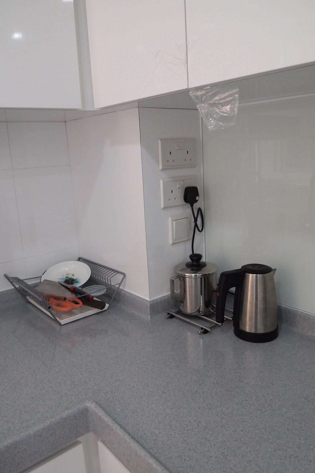 Refurbished Old Kitchen Cabinets