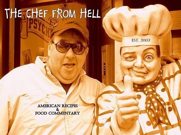 The Chef From Hell