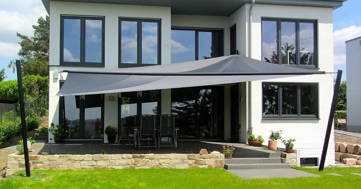 sonnensegel als sonnenschutz f r den garten sonnenschutz mit sonnensegel. Black Bedroom Furniture Sets. Home Design Ideas