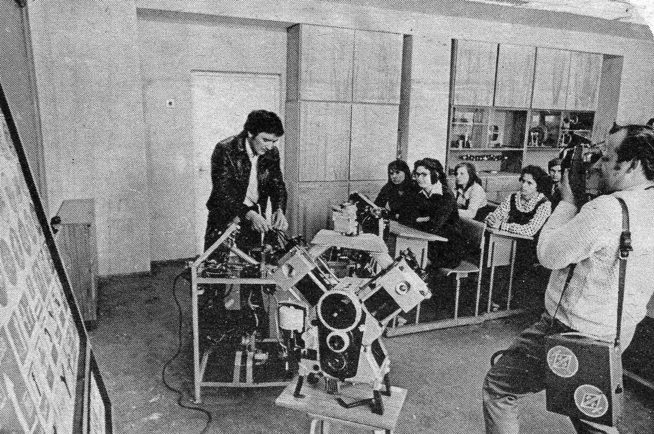 Valles vidusskolas auto klase 1978. g. (1979. gada 2. izlaiduma klase) - 1