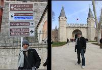 Jalan jalan ke Eropa Gratis (Turki)