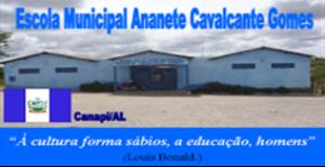 Blog da Escola Ananete C. Gomes