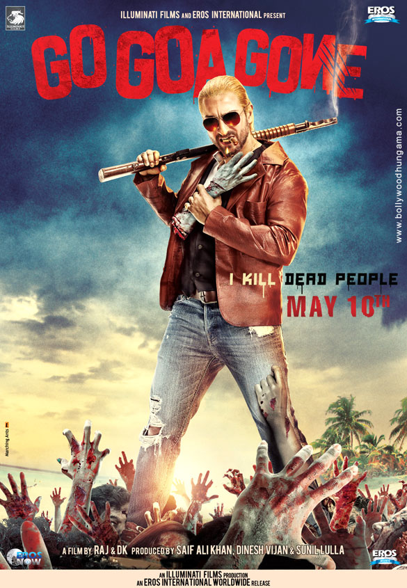Download Go Goa Gone (2013) HDScam Rip | Full Movie