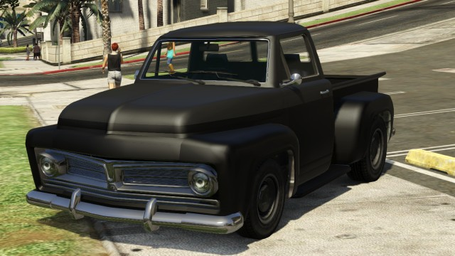 New GTA 5 Updates Vehicles Vapid Slamvan