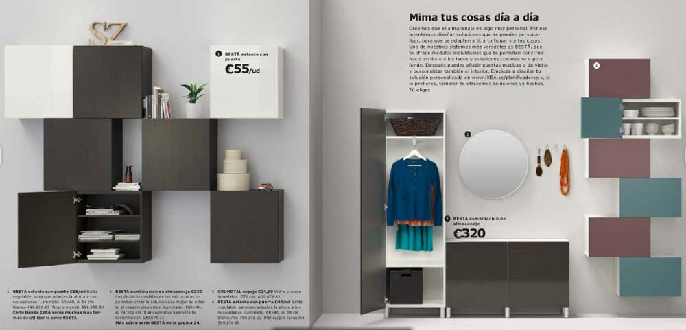 IKEA, catálogo, 2014